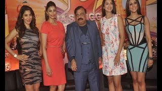 Gauahar, Sophie and Daisy Shah performance on New Year