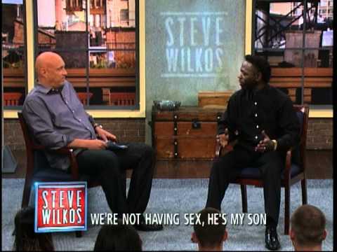 We're Not Having Sex, He's My Son (The Steve Wilkos Show)