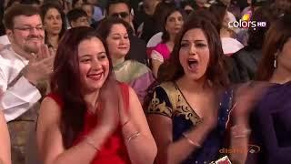 Priyanka Chopra Live HOT Performance in 18th Annual Colors Screen Awards 720p [HD]