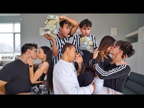 Xxx Mp4 Last To Stop Kissing Wins 10000 3gp Sex