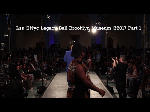 Lss @Nyc Legacy Ball Brooklyn Museum @2017 Part 1