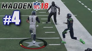 THE GAME SCREWS ME! | Madden 18 | Career Mode #4