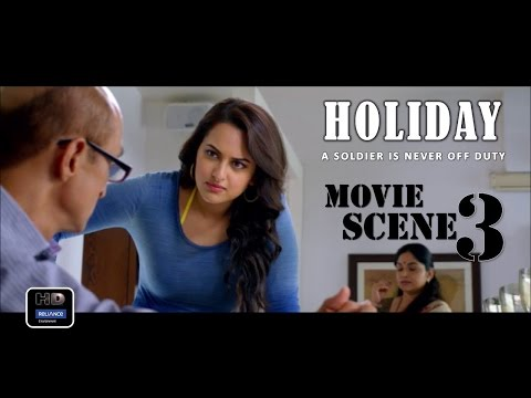 Xxx Mp4 Holiday 2014 Official Movie Scene 3 Akshay Kumar Sonakshi Sinha 3gp Sex