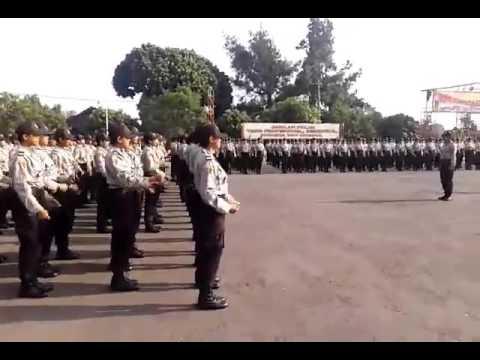 Sekolah Pendidikan Kepolisian Polda Metro Jaya 2015 SPN PMJ