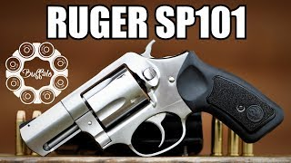 Ruger SP101 - The Working Man's Snubbie
