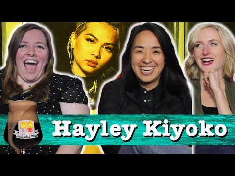 Xxx Mp4 Drunk Lesbians Watch Hayley Kiyoko Videos Feat Ashly Perez Kirsten King 3gp Sex