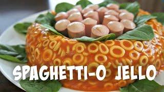SpaghettiO Jello Mold Retro Recipe | You Made What?!