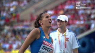 Camp. del Mondo - Mosca -  Finale Salto in Alto F - Alessia Trost