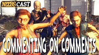 On to Ragnarok & 7 Days to Die Update - Commenting on Comments
