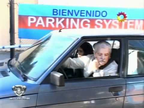 Videomatch Showmatch Parking System 2 Freddy en el estacionamiento