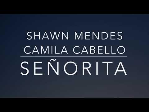 Shawn Mendes Camila Cabello Señorita Lyrics Tradução Legendado HQ