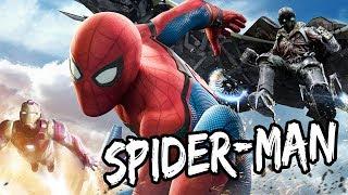 Spider-Man: Homecoming - recenzja - TYLKO PREMIERY