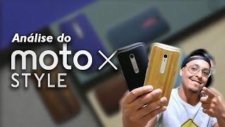 Análise (Review) Motorola Moto X Style