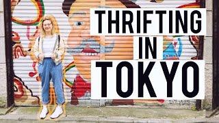Tokyo Thrift Episode #1 - Shimokitazawa Guide!