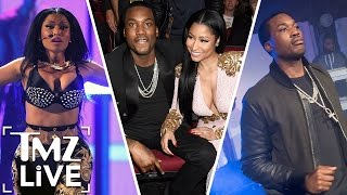 Nicki Minaj & Meek Mill: FINISHED? | TMZ
