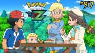 {Pokemon XY and Z} Episode #917: A Bride for Clemont! Bonnie's S'il-vous-plaît Panic!!