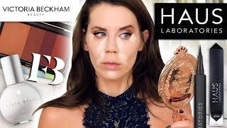 🤔 OVERHYPED THE HAUS ... Testing New Makeup!