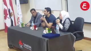 شوف ايه رأي كابتن احمد حسن في المباريات بدون جمهور