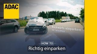 ADAC How To: Auto richtig einparken | Folge 3