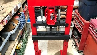 How to Build a Hydraulic Press