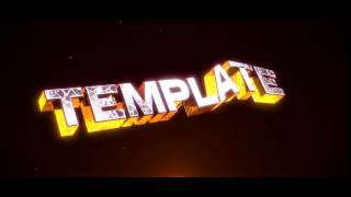 FREE Blender Intro Template + Download #226 [9/10points]