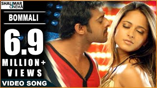 Billa Movie | Bommali Video Song | Prabhas, Anushka