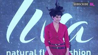 Kangana Ranaut | Liva Natural Fluid Fashion 1
