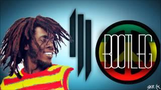 Ruffneck vs. World a Music (Skrillex VIP/Alvin Risk Remix) (Studio Edit Download) [HD]