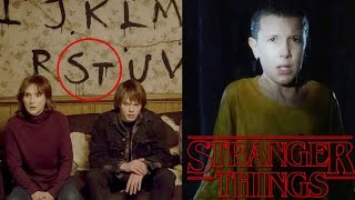 14 Curiosidades de Stranger Things | FoolBox TV | Experimentos Extraños | Estranger Thing Trailer