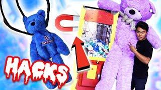 Arcade Claw Hack Secrets!   MAGNET HACKS   100% Win Rate