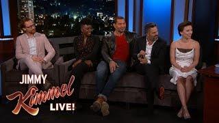 Cast of Avengers: Infinity War on Keeping Marvel Secrets