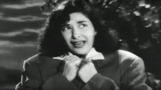 Nargis, Raj Kapoor, Chori Chori - Romantic Scene 7/14