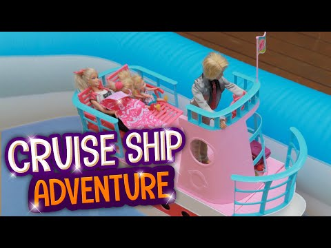 Barbie s Cruise Ship Adventure