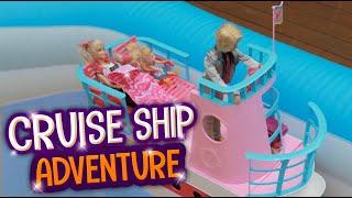Barbie's Cruise Ship Adventure