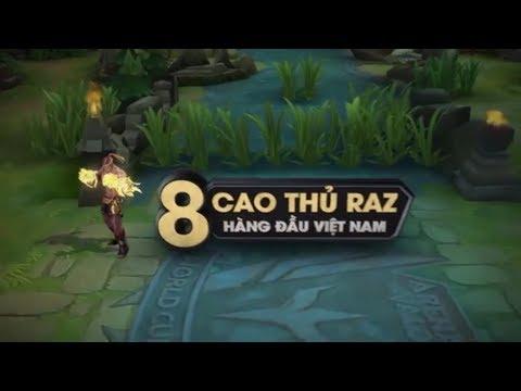 Xxx Mp4 Trailer Giải đấu Solo Raz Chiến Thần Muay Thái Garena Liên Quân Mobile 3gp Sex