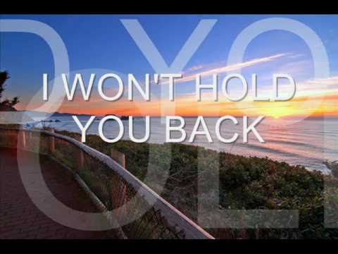 i wont hold you back by Toto with lyrics Video Clip