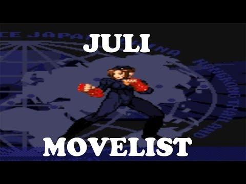Xxx Mp4 Street Fighter Alpha 3 Juli Move List 3gp Sex