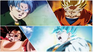 SUPER DRAGON BALL HEROES EPISODE 1 PREVIEW! Super Saiyan Rage Goku & Vegito Blue Returns!
