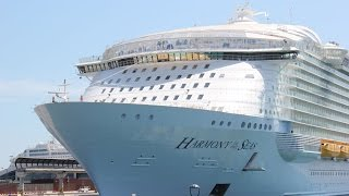 Harmony of the Seas Inside & Out