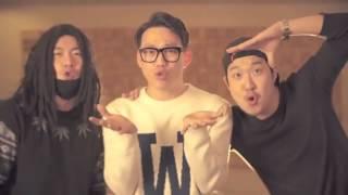 스컬&하하 SKULL&HAHA   Beautiful Girl feat  권정열 of 10cm Official M V