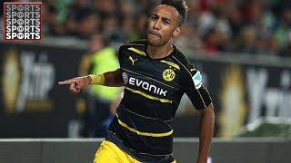 Aubameyang Staying at Dortmund…For Now