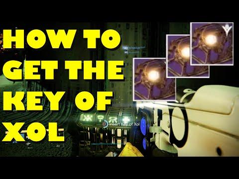 Destiny - How to get The