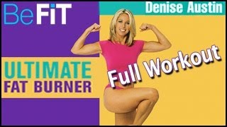 Denise Austin: Ultimate Fat Burner Complete Weight Loss Workout- Full Series