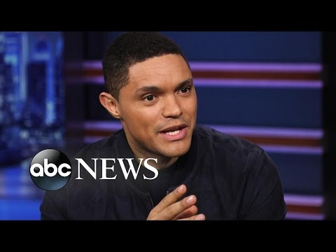 Trevor Noah Trump Is Racist