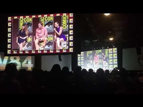 Xxx Mp4 Gal Gadot Talks Wonder Woman Legacy Character Direction 84 SDCC Comic Con 3gp Sex
