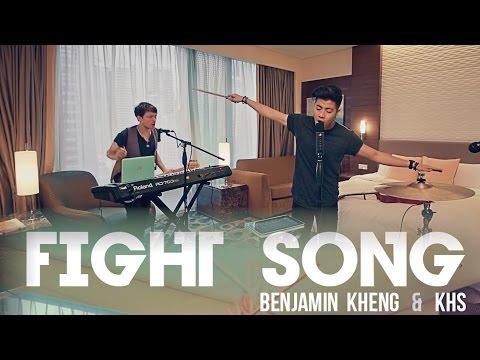 Fight Song - Rachel Platten - ONE TAKE! Benjamin Kheng & KHS Cover