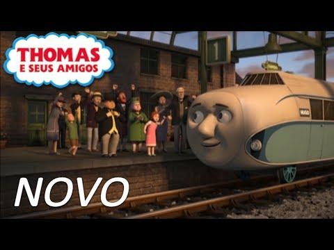 Thomas e Seus Amigos O Motor do Futuro