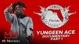 Yungeen Ace - I watched my brother get shot in front of me, I got my name from paid in full [Part 1]