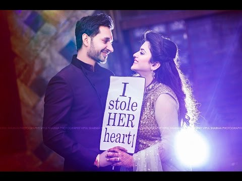 Best Indian Pre-Wedding | Kaun Tujhe | M.S. Dhoni Song|  Karan & Madhu | Vipul Sharma Photography