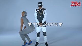 Darassa - Too Much ( Official Music Video)
